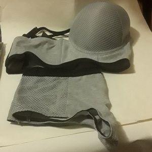 BODY FROSTING Intimates & Sleepwear - BODY FROSTING SPORTY LUXE BRA AND UNDERWEAR SET